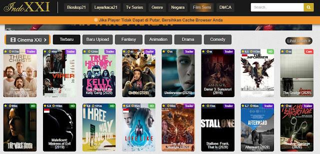 14 Situs Streaming Film Gratis Terbaru Dan Terupdate Pengganti INDOXXI 8