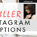 750+ Best Instagram Captions, Status for Every Type of Post in 2021