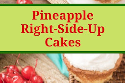 Pineapple Right-Side-Up Cakes