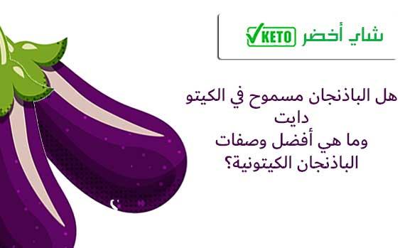 هل الباذنجان مسموح في الكيتو دايت مع أفضل وصفات الباذنجان الكيتونية؟