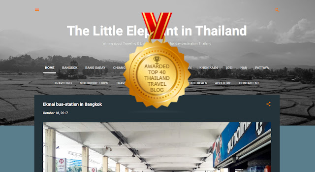 Top 40 Thailand Travel Blog