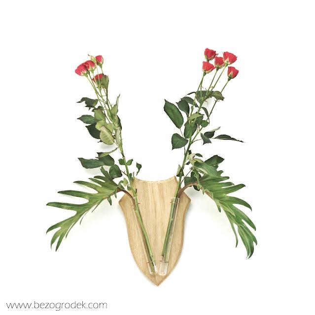 poroże roślinne