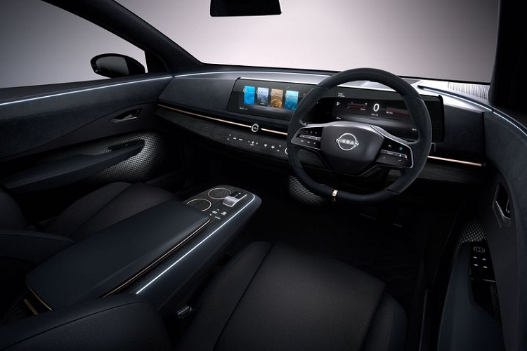 Nissan Ariya 2021 - crossover điện 'vạn người mê' sắp ra mắt