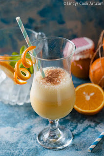 orange cream shake recipe