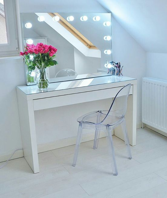 Shidasyakirin Dekorasi Dressing Table Make Up Vanity