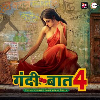 18+ Gandii Baat Season 4 (2020) Hindi ALTBalaji Web Series (Ep 1-5) 800MB WEB-DL