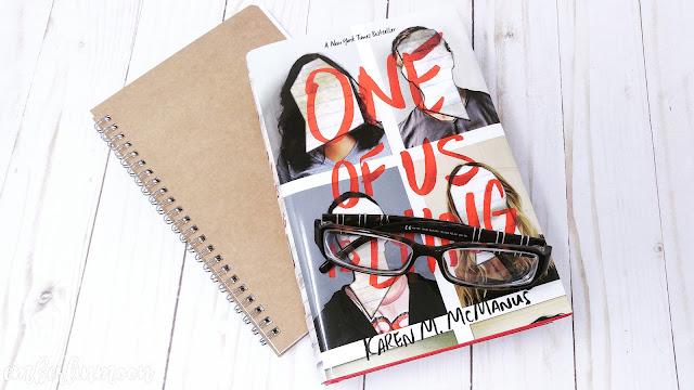Book Talk: One of Us Is Lying by Karen M. McManus