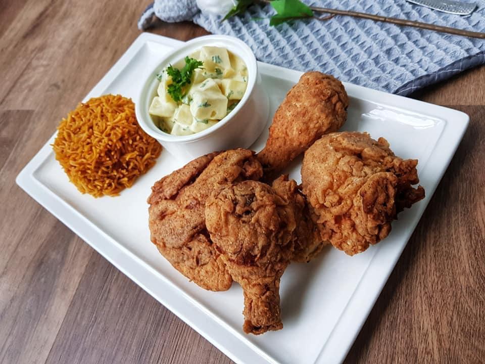 دجاج بروستد