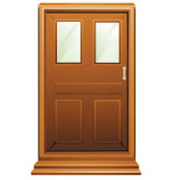 Komponen Pintu