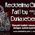 Reddelima Giveaway Part 1 by Dunia sebenar Shida