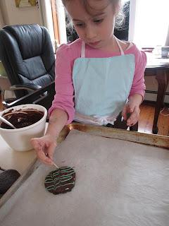 gluten free thin mint cookies