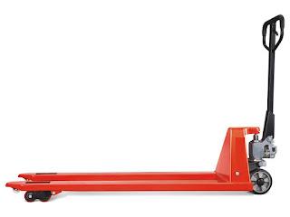 Xe nâng tay 2500 kg càng dài