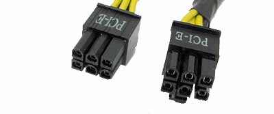PCI-E Power connector