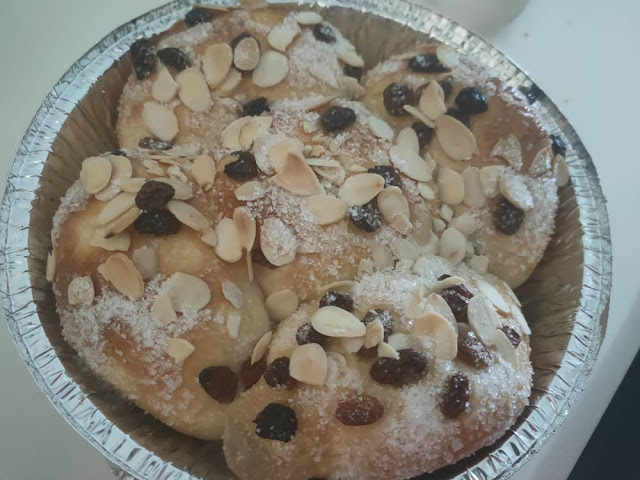 Roti Gula Badam