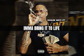 "Nique Got-It - ""Vent"" Lyric Video | @NiqueGot_It"