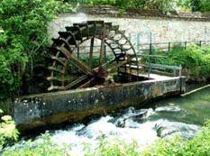 kincir air Energi Alternatif