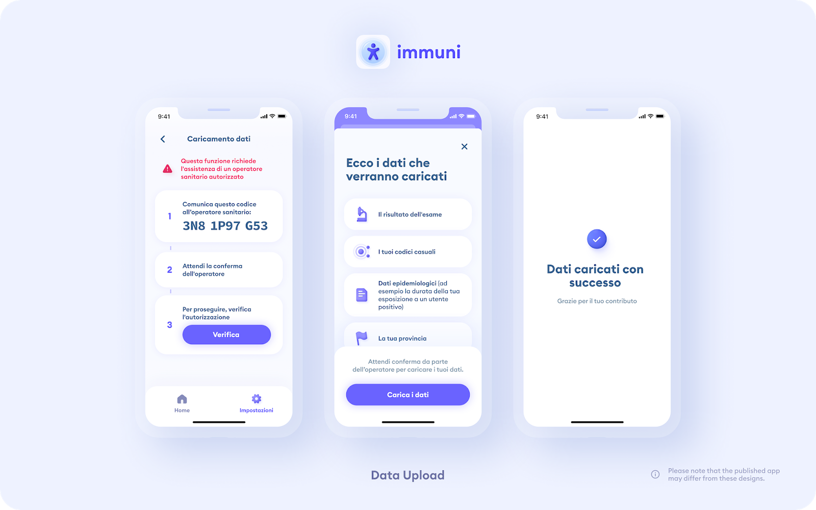 Privacy-app-Immuni