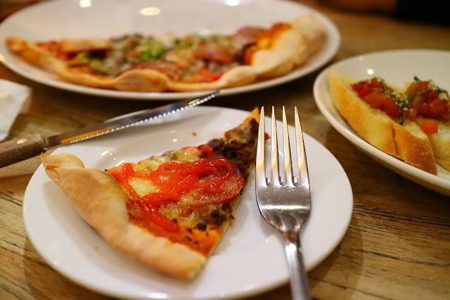 Nanamia Pizzeria, Rasa Italia di Kota Jogja