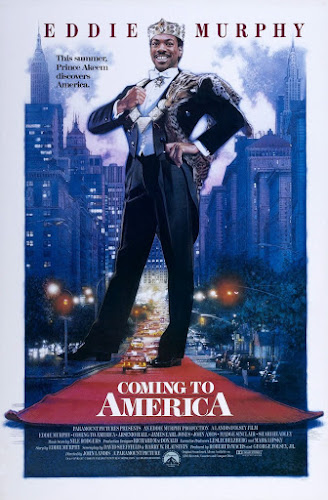 Coming to America (BRRip 720p Dual Latino / Ingles) (1988)