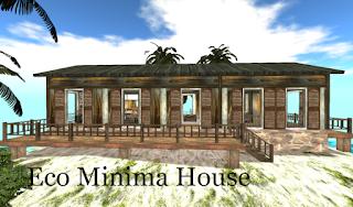 Eco Minima House
