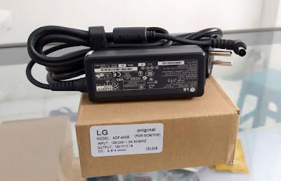 Jual Adaptor Monitor LG di Makassar