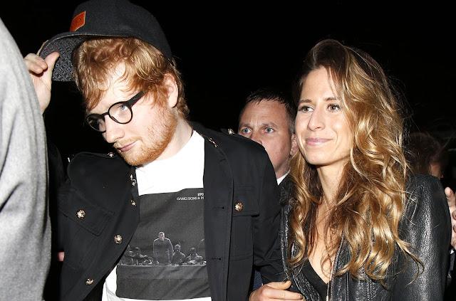 Ed Sheeran confirms marriage to long-term girlfriend