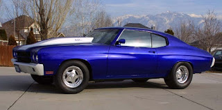 blue color to inspire the color of your muscle car 03
