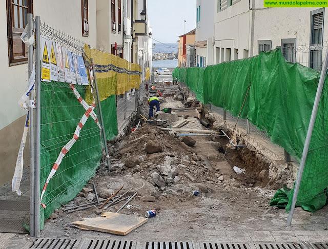 El PP solicita una urgente comisión en la que se clarifique la situación de las obras en el centro histórico capitalino