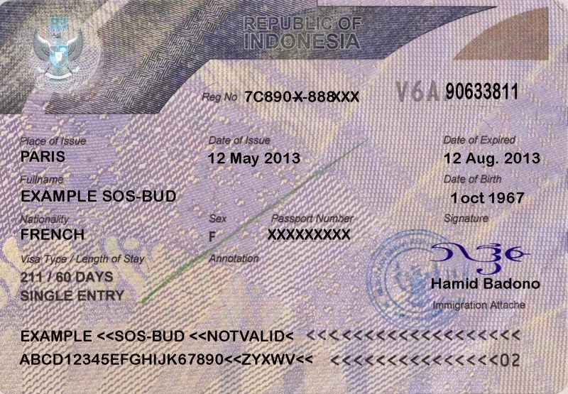 Indonesia visa processing in bangladesh stopboris Images