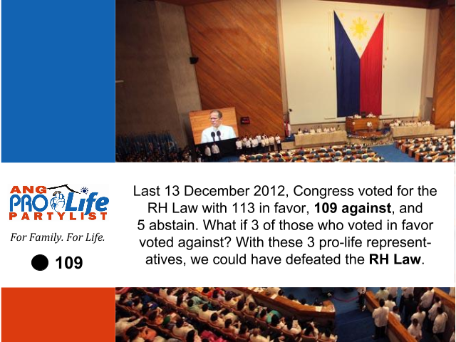 """rh bill or pro life """"the reproductive health law is a historic step forward for all women  spousal consent for women in non life-threatening circumstances will be  paper, the right to contraceptive information and services for women and."""
