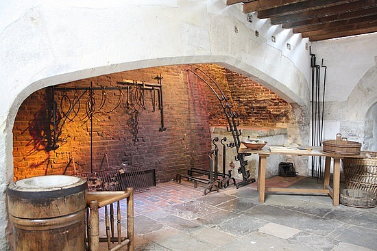Number One London Preserved Kitchens from the Past