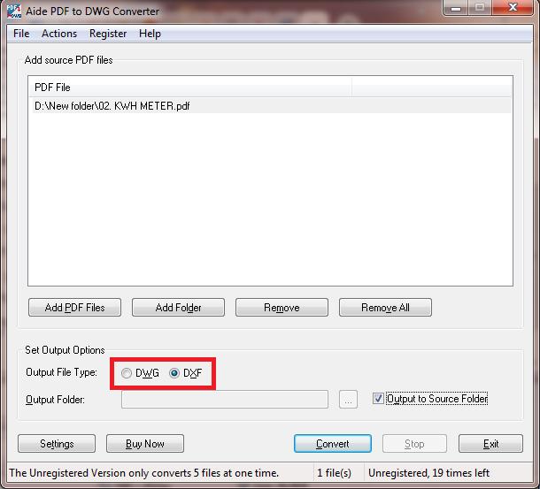 Cara Merubah Gambar/File PDF Menjadi Autocad