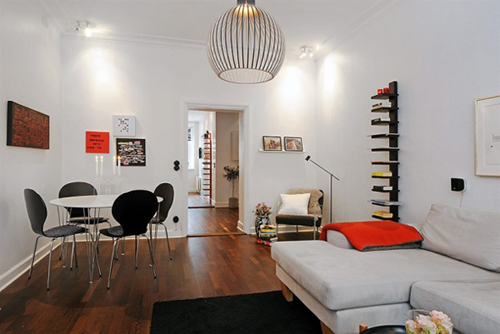 Various Types and Styles Loft Apartment Furniture to Make ...