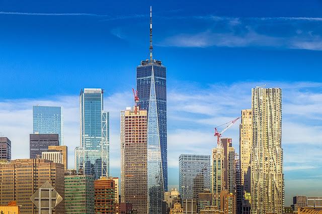 ناطحات السحاب في نيويورك