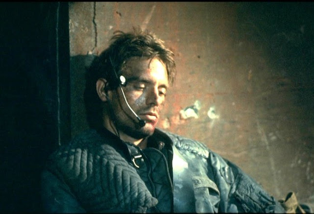 The Terminator | Reese takes a break from fighting in the future