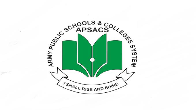 Army Public School & College SRC, Hyderabad Jobs 2021 in Pakistan
