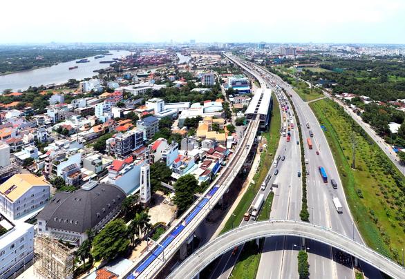 Thành phố Thủ Đức và mạng lưới giao thông chất lượng cao, đa dạng