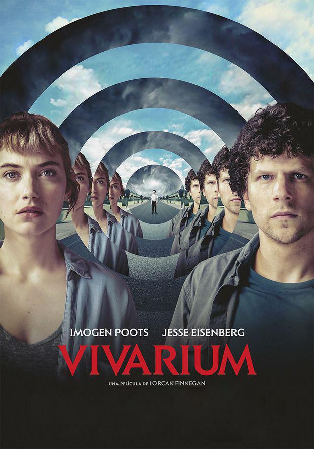 Vivarium [2019] [DVDR] [NTSC] [Latino]