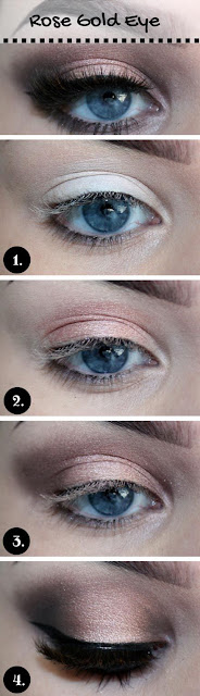 Tips Memilih Warna Eye Shadow