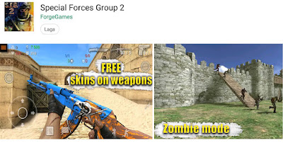 game pertarungan offline special forces