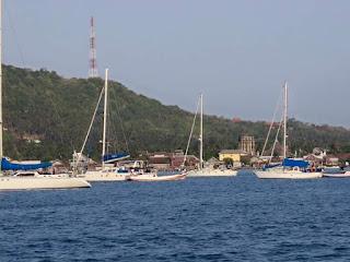 kapal sail karimunjawa