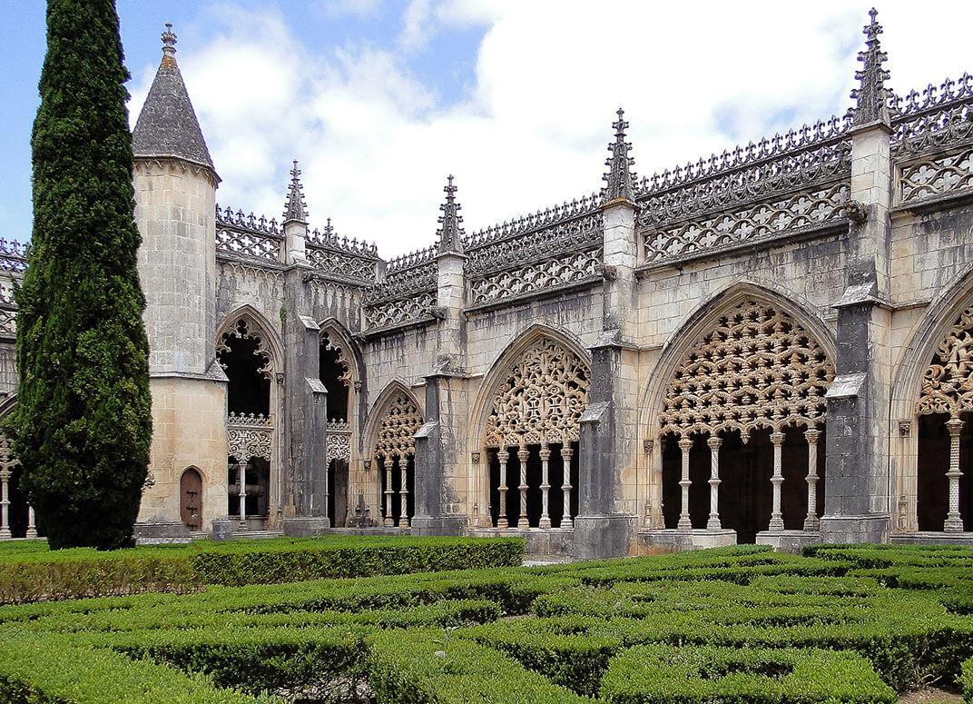 Monasterios cerca de Lisboa Batalha