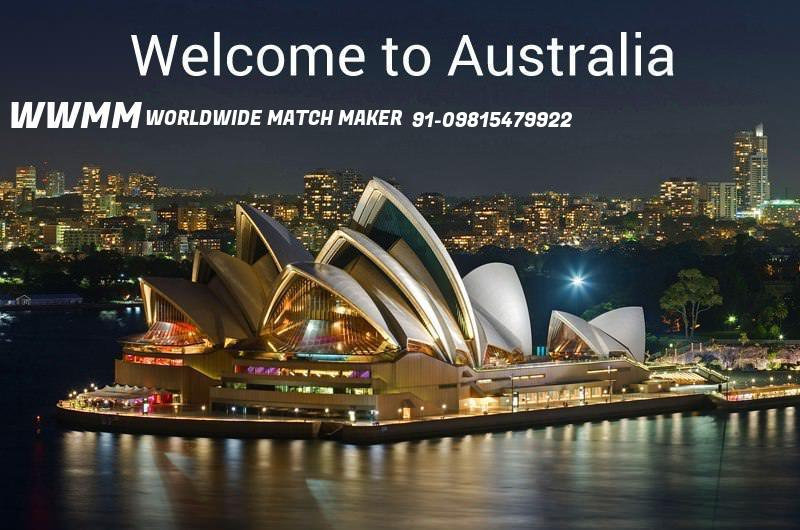 MATRIMONIAL SERVICES IN AUSTRALIA 91-09815479922 FOR ALL CASTE: MOST
