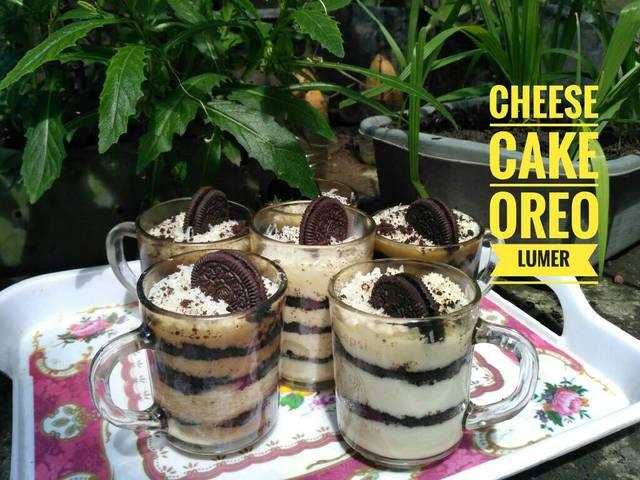 Resep Cake Tart Ncc: 6 Resep Cheese Cake Lumer (Ala NCC & Oreo) Kukus & Panggang