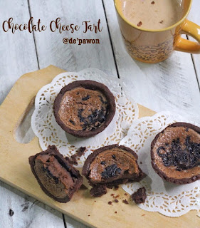 Ide Resep Kue Chocolate Japanese Cheese Tart