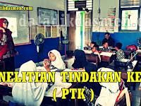 Kumpulan Contoh Penelitian Tindakan Kelas ( PTK ) Jenjang SD
