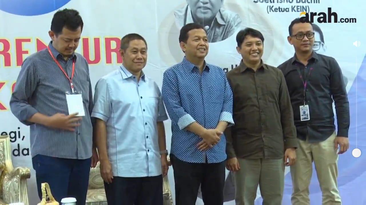 Di Muktamar KBPII, Soetrisno Bachir Kampanyekan Nasionalisme Baru