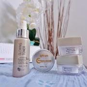 Review Produk : Ms. Glow Pemutih Wajah yang Aman Untuk Ibu Hamil dan Menyusui