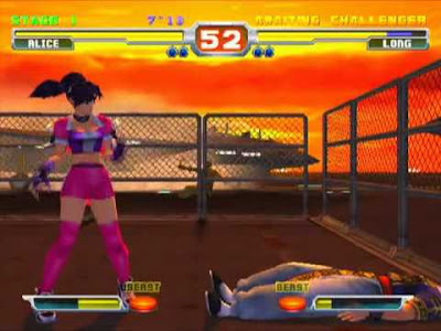 Bloody Roar 3 screenshot 2