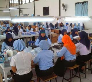 Loker PT Yuro Mustika Purbalingga